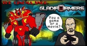 Gladiformers - The Cinema Snob