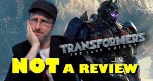 Transformers: The Last Knight NON-Review