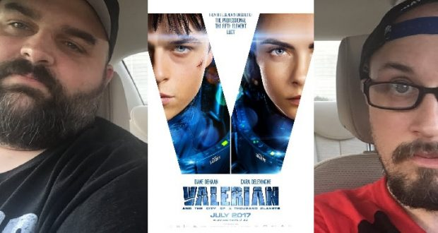 Valerian and the City of a Thousand Planets and Dunkirk - Midnight Screenings