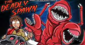 The Deadly Spawn - Brandon Tenold