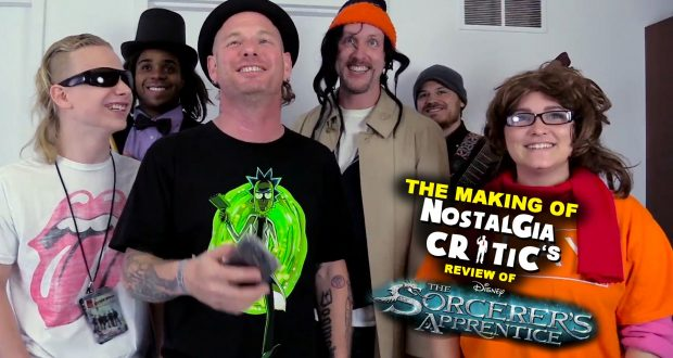 Sorcerer's Apprentice - Making of Nostalgia Critic