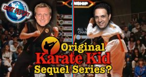 Karate Kid Sequel Series? - Orbit Report