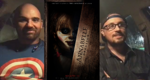 The Nut Job 2: Nutty By Nature and Annabelle: Creation - Midnight Screenings