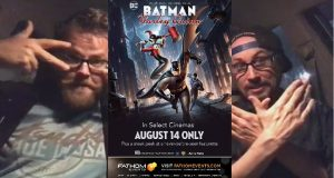 Batman and Harley Quinn - Midnight Screenings