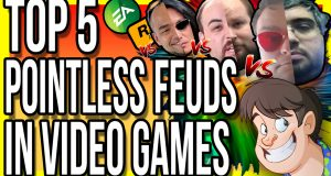 Top 5 Pointless Feuds in Video Games - Fact Hunt