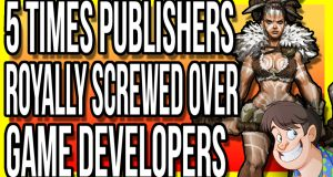 5 Times Publishers Royally Screwed Over Game Developers - Fact Hunt