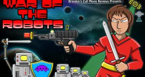 War Of The Robots - Brandon Tenold