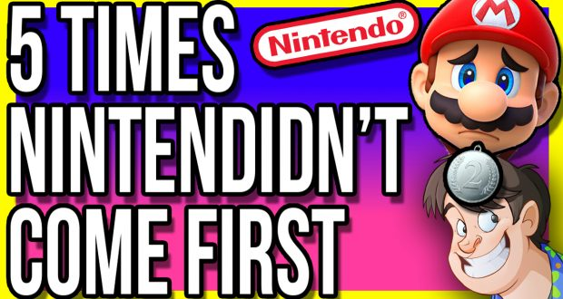 5 Times Nintendidn't Come First - Fact Hunt
