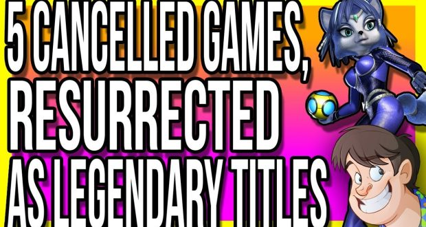 5 Cancelled Games, Resurrected as Legendary Titles - Fact Hunt