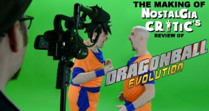 Dragonball Evolution - Making of Nostalgia Critic