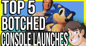 Top 5 Botched Console Launches - Fact Hunt