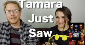 Justice League - Tamara Just Saw