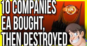10 Companies EA Bought, Then Destroyed - Fact Hunt