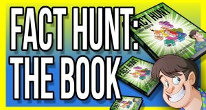 The Book, available to Pre-Order - Fact Hunt