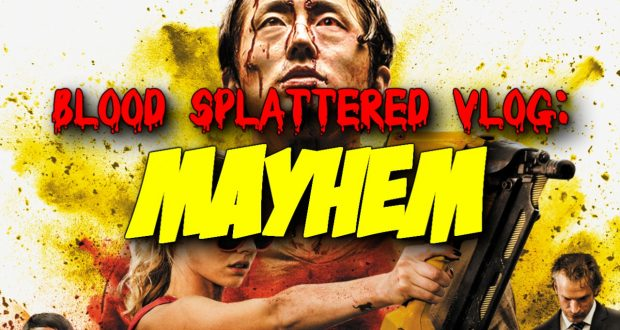 Mayhem - Blood Spattered Vlog
