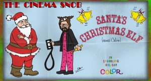 Santa's Christmas Elf (Named Calvin) - The Cinema Snob