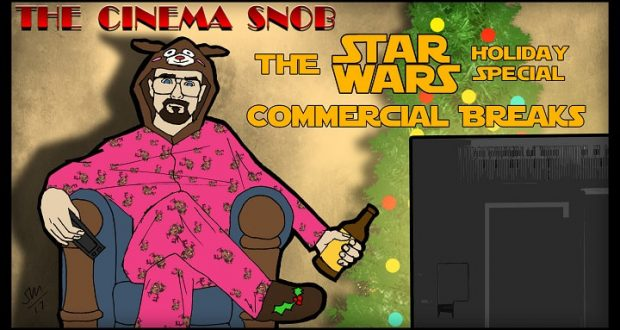 The Star Wars Holiday Special Commercial Break - The Cinema Snob
