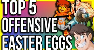 Top 5 Offensive Easter Eggs - Fact Hunt