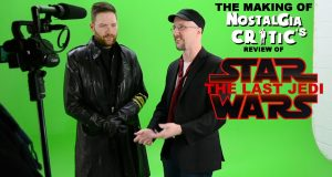 Star Wars: The Last Jedi - Making of Nostalgia Critic