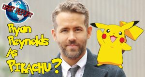 Ryan Reynolds As Pikachu - Orbit Report