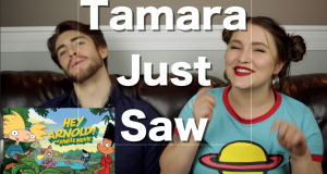 Hey Arnold!: The Jungle Movie - Tamara Just Saw