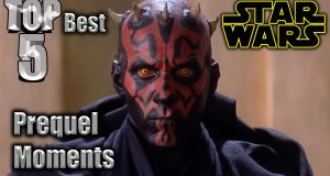 Top 5 Best Star Wars Prequel Moments