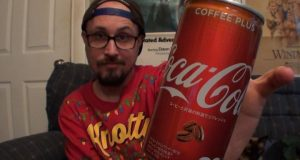 Brad Tries Coca Cola Coffee Plus