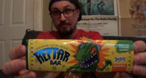 Brad Tries A Reptar Bar