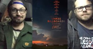 Three billboards Outside Ebbing Missouri - Midnight Screenings