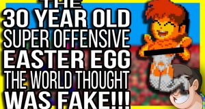 The 30-Year-Old, Super Offensive Easter Egg The World Thought Was Fake - Fact Hunt Special