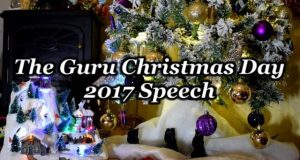 Guru Larry Christmas Speech 2017