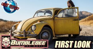 Bumblebee Movie First Look - Orbit Report