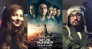 Hostiles and Maze Runner: The Death Cure - Midnight Screenings