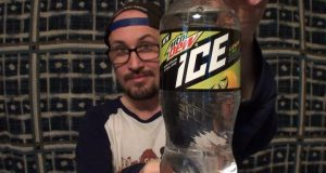 Brad Tries Mountain Dew Ice