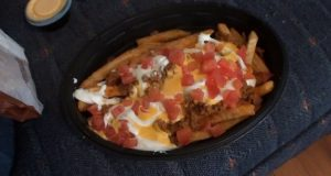 Brad Tries Taco Bell Nacho Fries