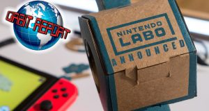 Nintendo LABO Announced - Orbit Report
