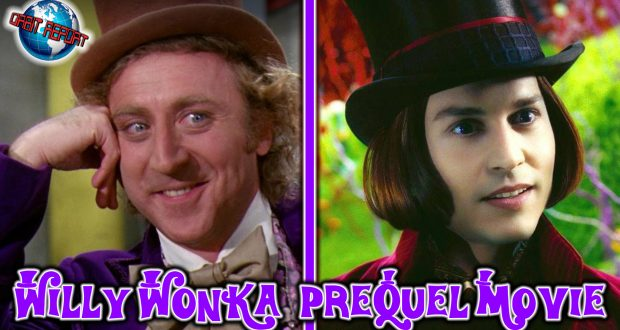 Willy Wonka Prequel Movie - Orbit Report