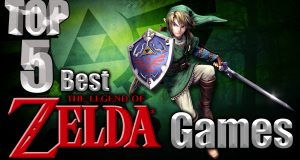 Top 5 Best The Legend of Zelda Games
