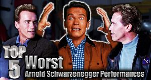 Top 5 Worst Arnold Schwarzenegger Performances