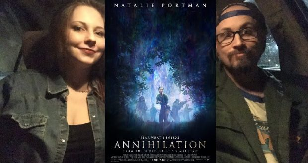 Every Day and Annihilation - Midnight Screenings