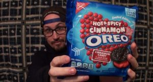 Brad Tries Hot & Spicy Oreos