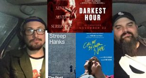 The Post, Call Me By Your Name and Darkest Hour - Midnight Screenings