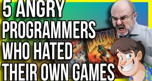 5 Angry Programmers Who Hated Their Own Games - Fact Hunt