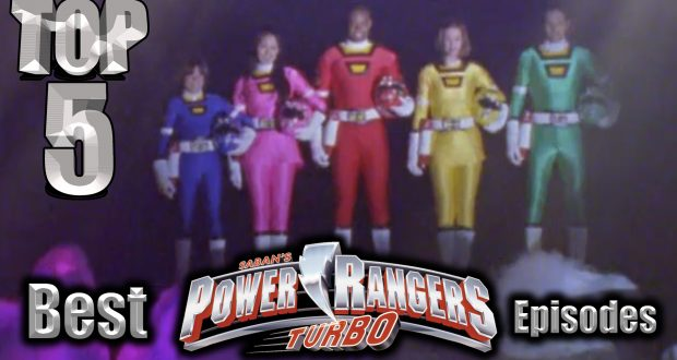Top 5 Best Power Rangers Turbo Episodes