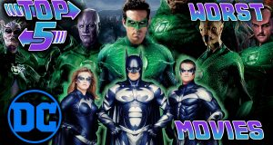 Top 5 Worst DC Movies