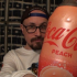 Brad Tries Coca Cola Peach