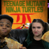 Teenage Mutant Ninja Turtles III - Tamara's Never Seen