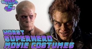 Top 5 Worst Superhero Movie Costumes