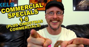 Nostalgic Commercial Specials 1-8 & Christmas Commercials - Nostalgia Critic