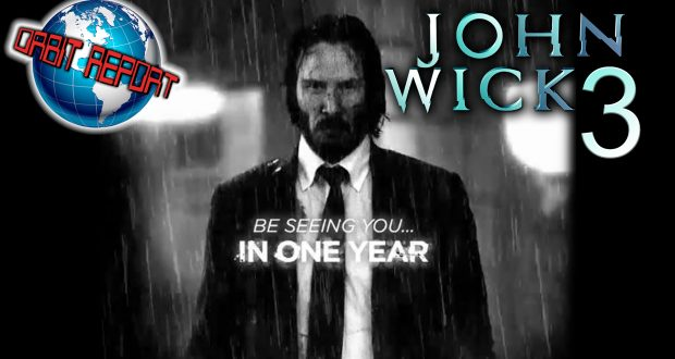 John Wick 3 Release Date Announced - Orbit Report